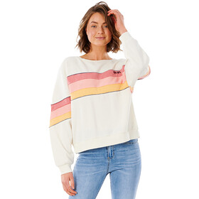 Rip Curl Golden State Crew Sweater Women, bone